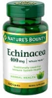 Nature's Bounty Echinacea Capsules 400mg 100 Count