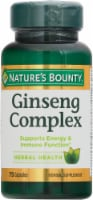 Nature's Bounty Ginseng Complex Capsules - 75 ct