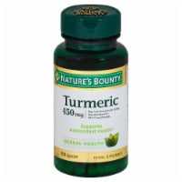 Nature's Bounty Turmeric Capsules 450mg