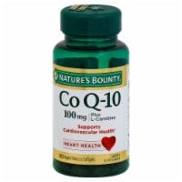 Nature's Bounty Co Q-10 Softgels 100mg - 60 ct