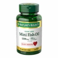 Nature's Bounty Mini Fish Oil 1290mg Softgels