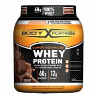 Body Fortress Chocolate Whey Protein Powder