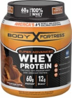 Body Fortress Chocolate Peanut Butter Whey Protein Powder