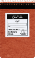 Ampad Gold Fibre Medium Ruled Retro Writing Pad - 80 Sheet