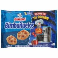 Bimbo Bimbunuelos Sweet Crispy Wheels - 3 ct / 2.33 oz