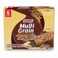 Bimbo Multigrain Sunflower Seed Wheat & Oat Bars