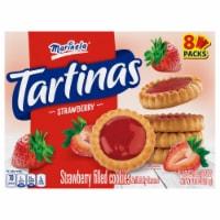 Marinela Tartinas Strawberry Filled Cookies