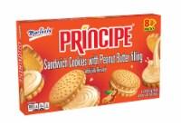 Marinela Principe Peanut Butter Sandwich Cookies