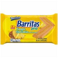 Marinela Barritas Pina Filled Cookies