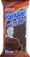 Bimbo Panque Chocolate Pound Cake