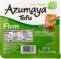 Azumaya Firm Tofu