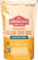 Arrowhead Mills Organic Gluten Free Yellow Corn Grits
