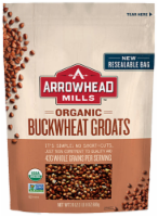 Arrowhead Mills Organic Buckwheat Groats