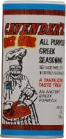 Cavender's Salt Free All Purpose Greek Seasoning