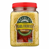 Rice Select™ Pearl Couscous - Case of 4 - 21 OZ - Case of 4 - 21 OZ each