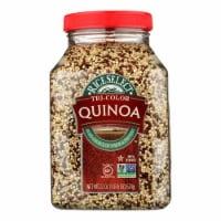 Rice Select Tricolor Quinoa - Case of 4 - 22 OZ - Case of 4 - 22 OZ each