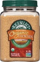 RiceSelect Organic Whole Wheat Couscous