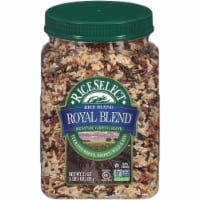 RiceSelect Royal Blend Texmati White Brown Wild & Red Rice