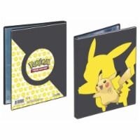 Ultra Pro ULP15104-P Pokemon Pikachu 2019 4 Pocket Portfolio Binder