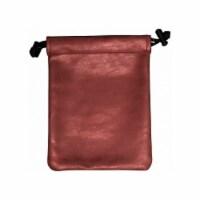 Ultra Pro ULP15119 Dice Bag & Suede & Treasure Nest, Ruby - 1