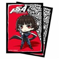 Ultra Pro ULP85874 Deck Protector Persona 5-Chibi Mikoto Card Accessories - 65 Piece - 1