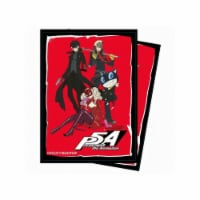 Ultra Pro ULP85875 Deck Protector Persona 5-Phantom Thieves Card Accessories - 65 Piece - 1