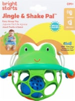 Bright Starts Oball Jingle and Shake Pal Infant Toy