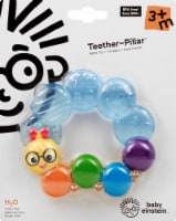 Baby Einstein Teether-Pillar Infant Teething Toy - Multi-Color