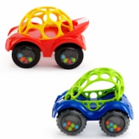 Oball Kids Rattle & Roll Toy - Assorted