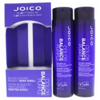 Joico Color Balance Purple Duo Shampoo and Conditioner  10 oz - 2 x 10 oz