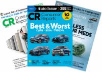 Consumer Reports Magazine - 1 ea