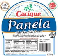 Cacique Panela Part Skim Cheese Milk