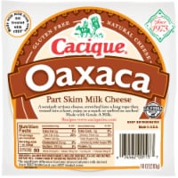 Cacique Oaxaca Part Skim Milk Cheese