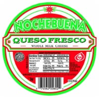 Nochebuena Queso Fresco Whole Milk Cheese