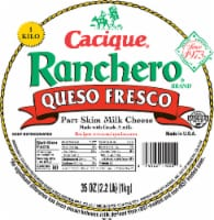 Cacique Ranchero Queso Fresco Kilo