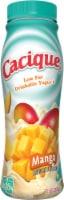 Cacique Mango Yogurt Smoothie