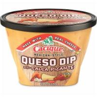 Cacique Mexican Style Salsa Picante Queso Dip - 16 oz