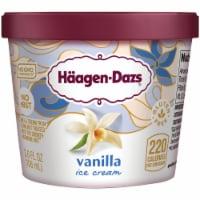 Haagen-Dazs Gluten Free Vanilla Ice Cream Cup