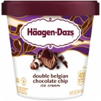 Haagen-Dazs Gluten Free Belgian Chocolate Ice Cream