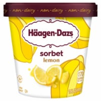 Haagen-Dazs Lemon Sorbet