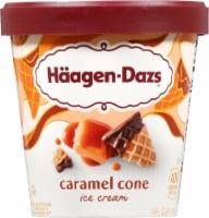 Haagen-Dazs Caramel Cone Ice Cream