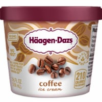 Haagen-Dazs Gluten Free Coffee Ice Cream Cup