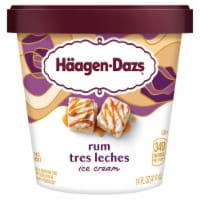 Haagen-Dazs Spirits Rum Tres Leches Ice Cream