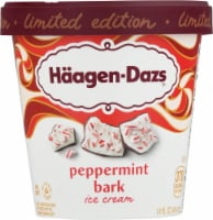 Haagen-Dazs Ruby Cacao Crackle Ice Cream