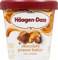 Haagen-Dazs Chocolate Peanut Butter Ice Cream