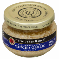 Christopher Ranch Minced Garlic