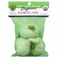 Christopher Ranch Organic Garlic
