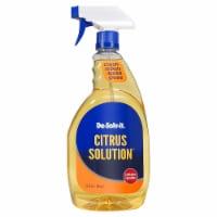 De-Solv-it Citrus Solution 33oz spray - 33 ounce each