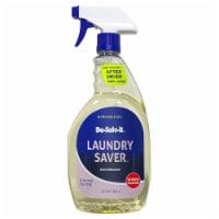 De-Solv-it Laundry Saver 33oz spray - 33 ounce each