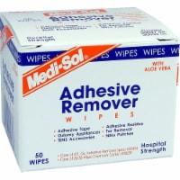 Medi-Sol Adhesive Remover Wipes 50ct - 1 box each